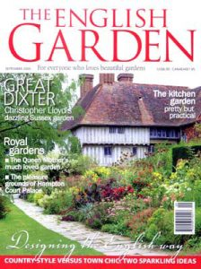 About Your English Garden Magazine Subscription Winsford Walled